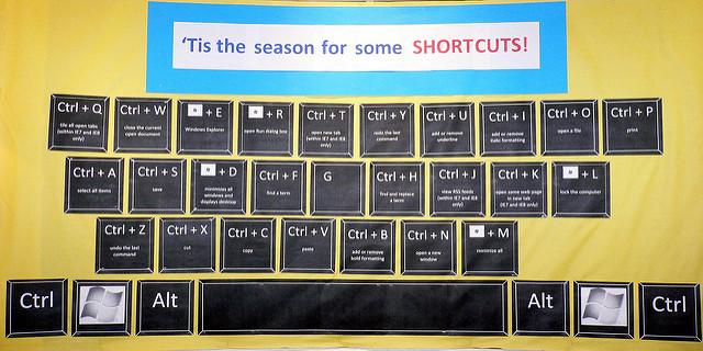 Teclas rápidas para windows que mejorarán tu productividad.