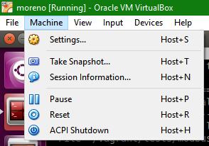 Cómo activar el copiar y pegar en Virtual Box