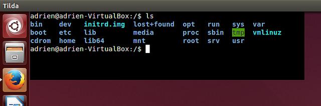 Cómo mostrar en linux la salida de un comando a la vez que la grabamos en un fichero