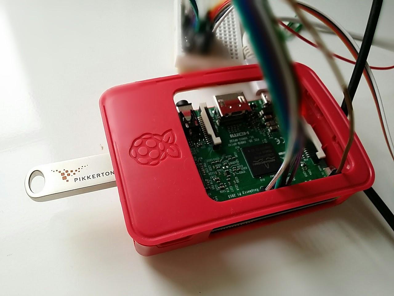 Cómo arrancar la Raspberry Pi 3 desde un USB