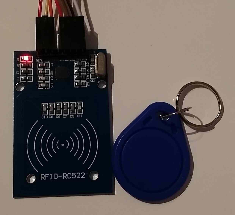 Lee tarjetas RFID en tu Raspberry Pi de forma muy sencilla